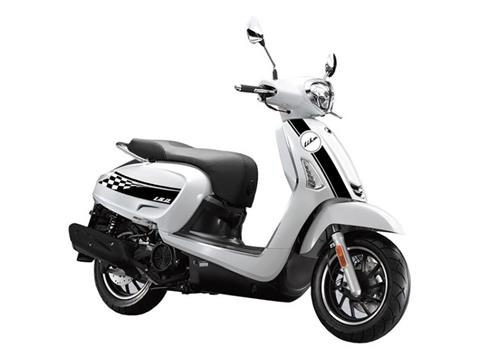 2020 Kymco Like 150i ABS Noodoe in Hutchinson, Minnesota