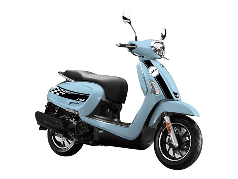 2020 Kymco Like 150i ABS Noodoe in Newport, Maine