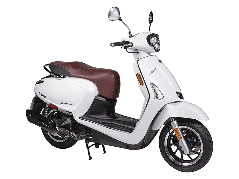 2020 Kymco Like 150i ABS Noodoe in Lafayette, Indiana