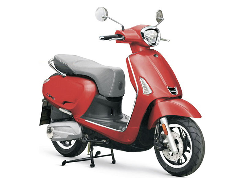 2020 Kymco Like 150i ABS Noodoe in Clarence, New York