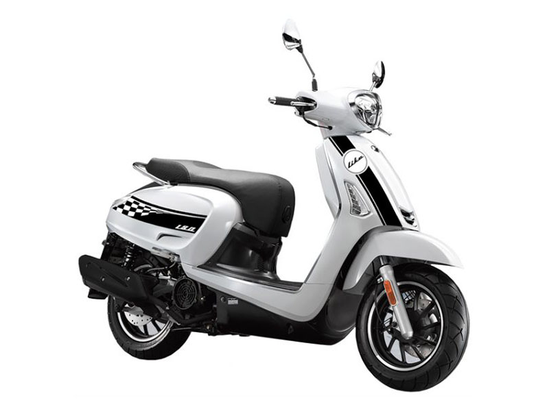 2020 Kymco Like 150i ABS Noodoe in Le Roy, New York - Photo 1