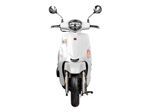 2020 Kymco Like 200i Limited Edition in White Plains, New York - Photo 3