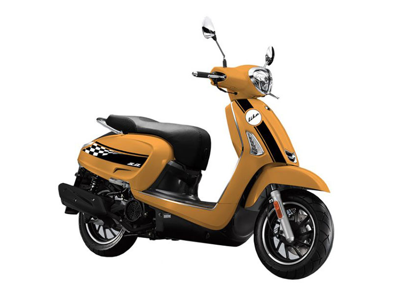 2020 Kymco Like 50i in Vallejo, California