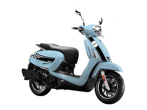 2020 Kymco Like 50i in Kingsport, Tennessee - Photo 1