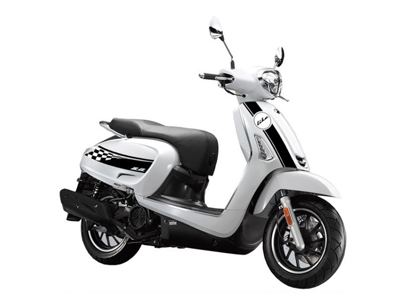2020 Kymco Like 50i in Newport, Maine
