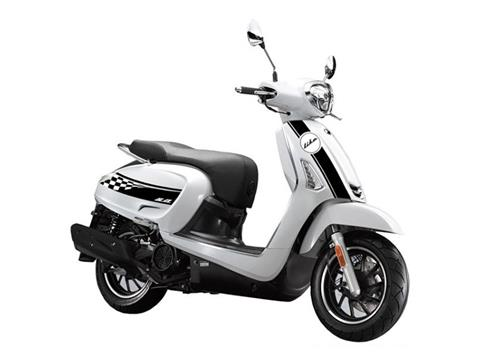 2020 Kymco Like 50i in West Bridgewater, Massachusetts