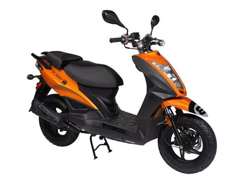 2020 Kymco Super 8 150X in Marina Del Rey, California