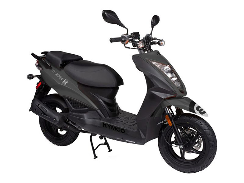 2020 Kymco Super 8 150X in Harriman, Tennessee