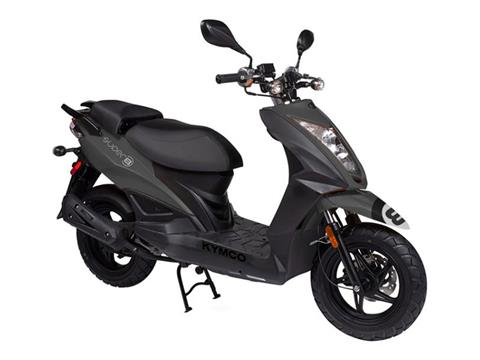 2020 Kymco Super 8 150X in Sanford, North Carolina