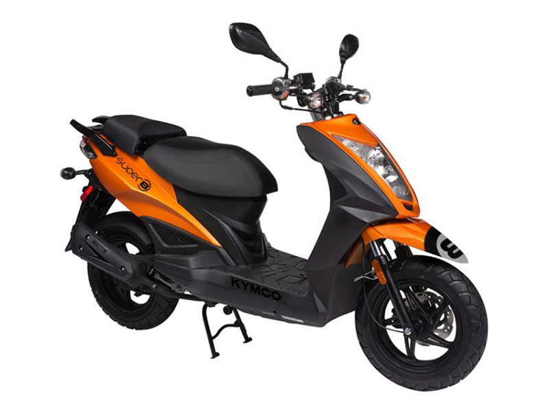 2020 Kymco Super 8 150X in Brooklyn, New York - Photo 1