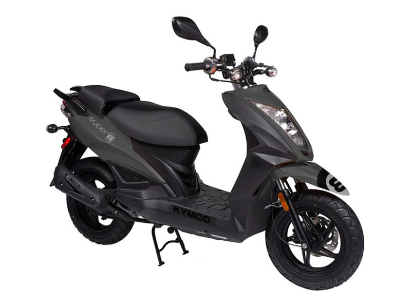 2020 Kymco Super 8 50X in Vallejo, California - Photo 1