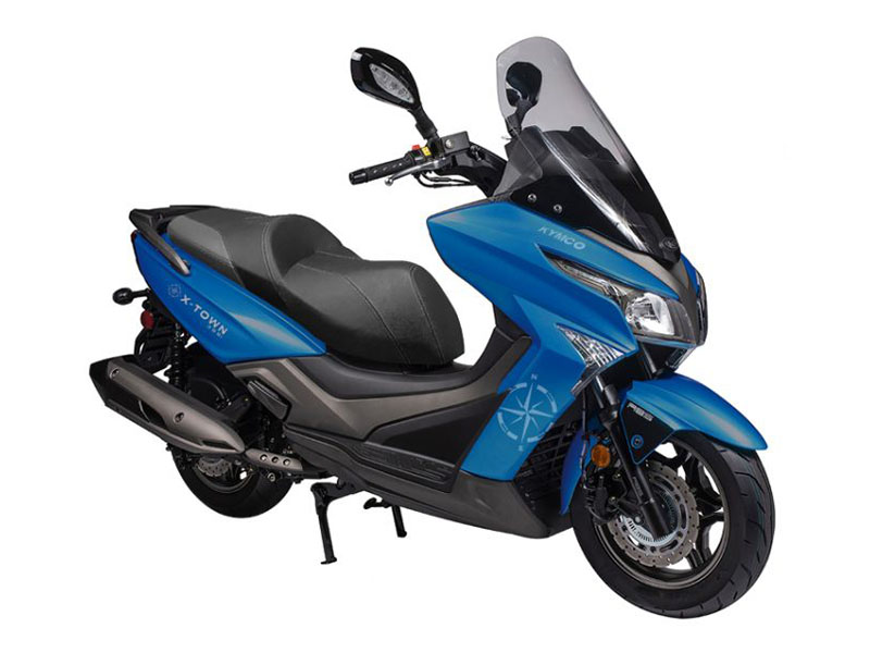 2020 Kymco X-Town 300i ABS in Hancock, Michigan - Photo 1