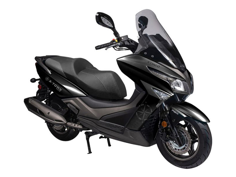 2020 Kymco X-Town 300i ABS in Iowa City, Iowa