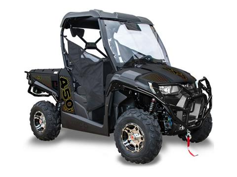 2020 Kymco UXV 450i LE Hunter Edition in Pinehurst, Idaho