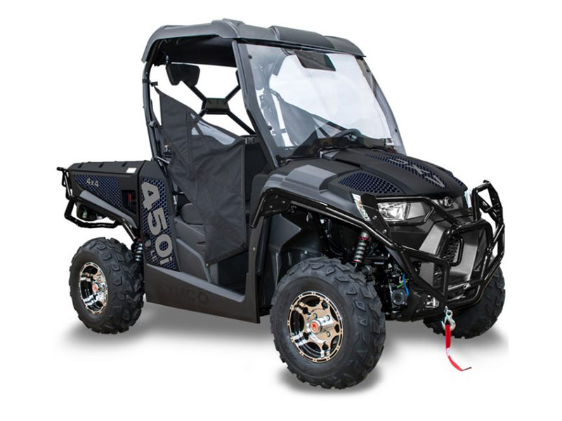 2020 Kymco UXV 450i LE Hunter Edition in Deer Park, Washington
