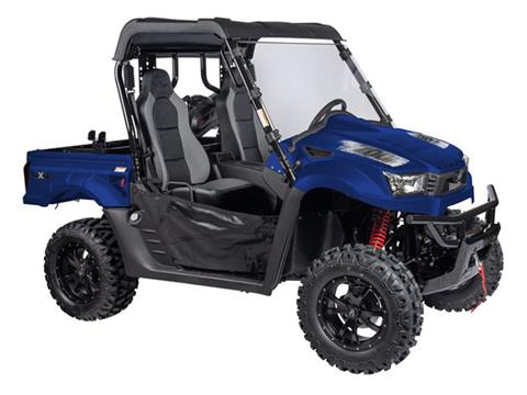 2020 Kymco UXV 700i LE Hunter in Sterling, Illinois