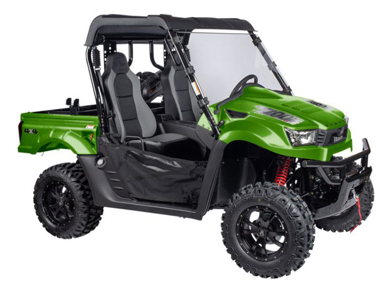 2020 Kymco UXV 700i LE Hunter in Newport, Maine