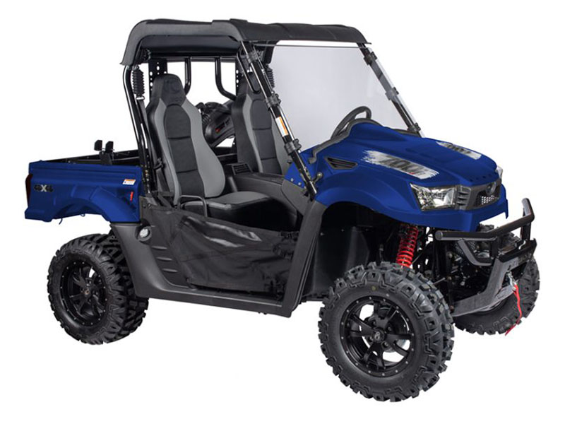 2020 Kymco UXV 700i LE Hunter in Farmington, Missouri