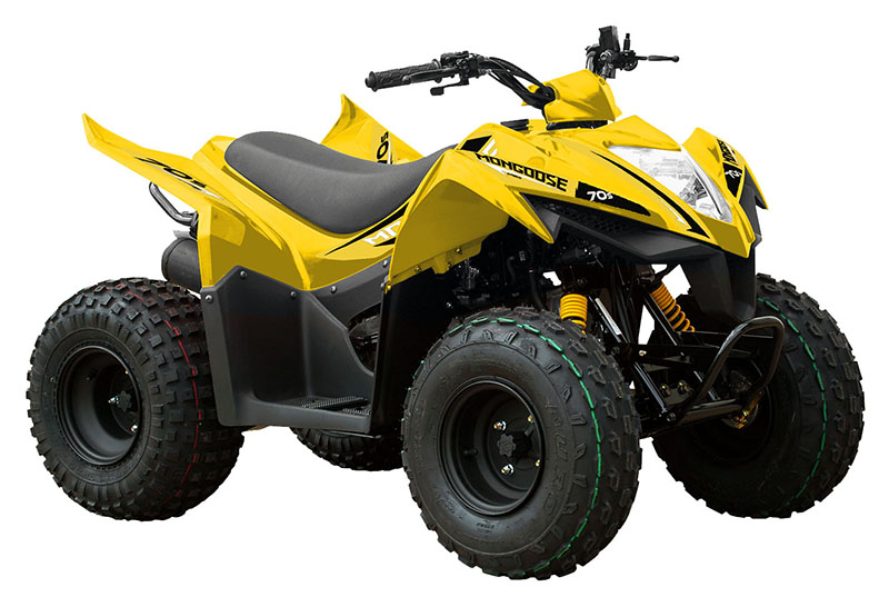 2021 Kymco Mongoose 70s in Deer Park, Washington
