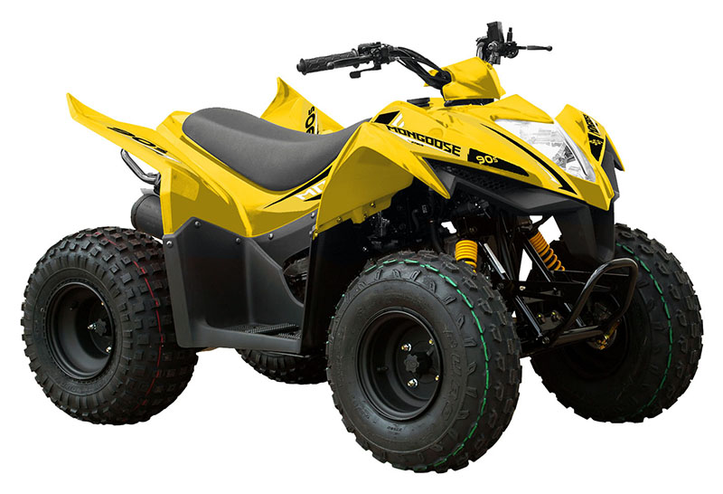 2021 Kymco Mongoose 90s in Sandpoint, Idaho