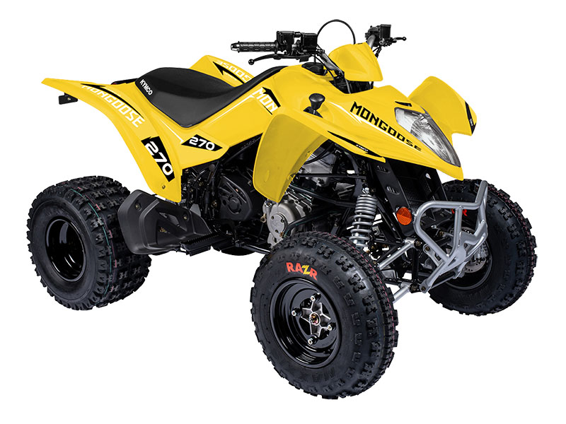 2021 Kymco Mongoose 270 in Vallejo, California