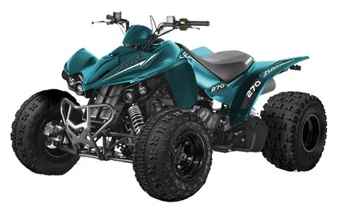 2021 Kymco Mongoose 270 Euro in Pasco, Washington