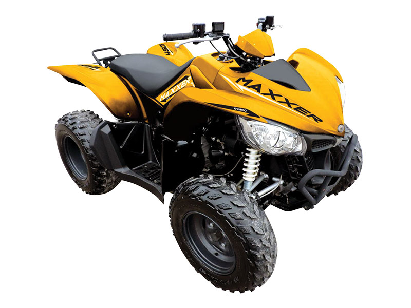 2021 Kymco MAXXER 450i in Pasco, Washington