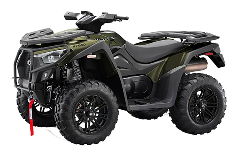 2021 Kymco MXU 550i EPS in Colorado Springs, Colorado