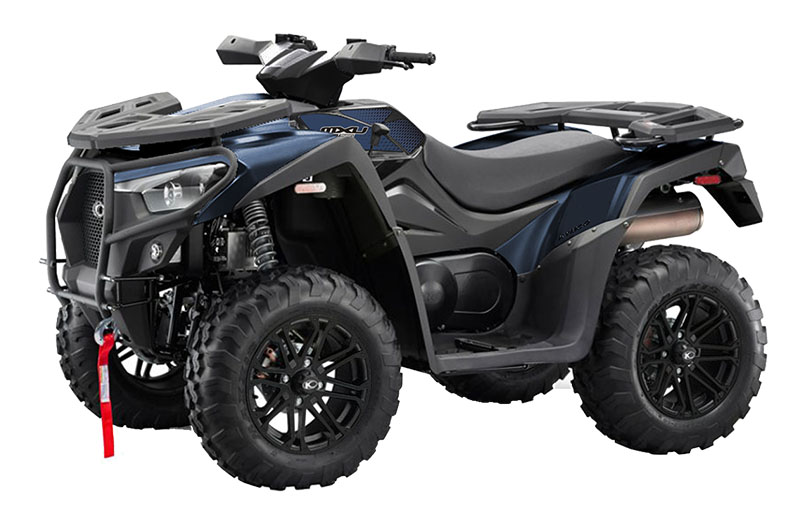 2021 Kymco MXU 550i EPS in Pasco, Washington - Photo 1