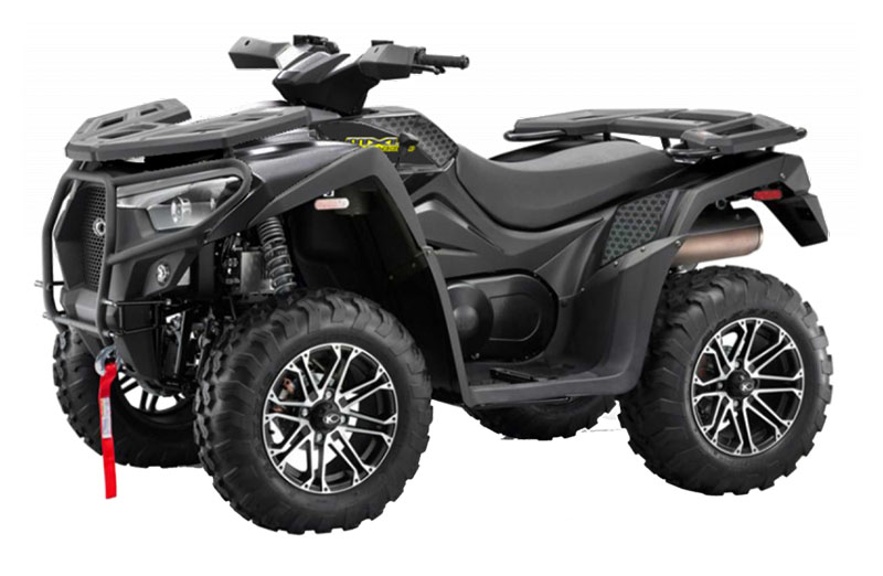 2021 Kymco MXU 700i LE EPS Euro in Farmington, Missouri - Photo 1