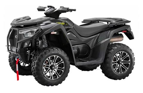 2021 Kymco MXU 700i LE EPS Euro in Sanford, North Carolina - Photo 1
