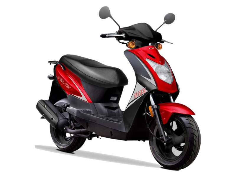 2021 Kymco Agility 125 in Adams, Massachusetts