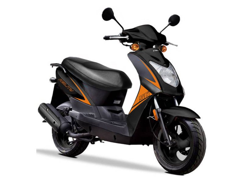 2021 Kymco Agility 50 in Edwardsville, Illinois