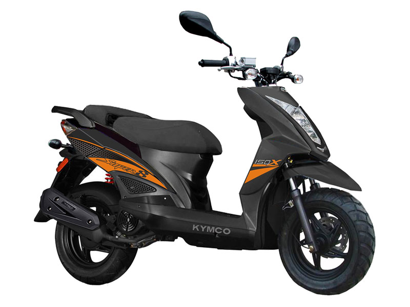 2021 Kymco Super 8 150X in Portland, Oregon