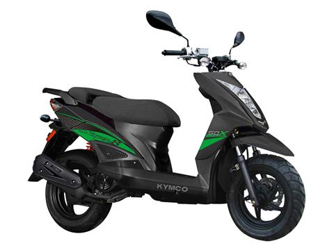 2021 Kymco Super 8 50X in Richmond, Virginia
