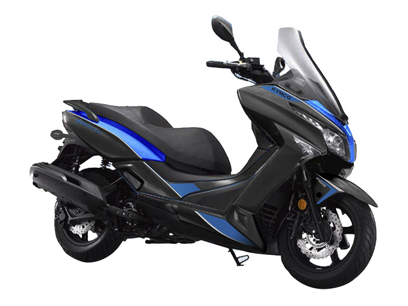 2021 Kymco X-Town 300i ABS in Pensacola, Florida - Photo 2