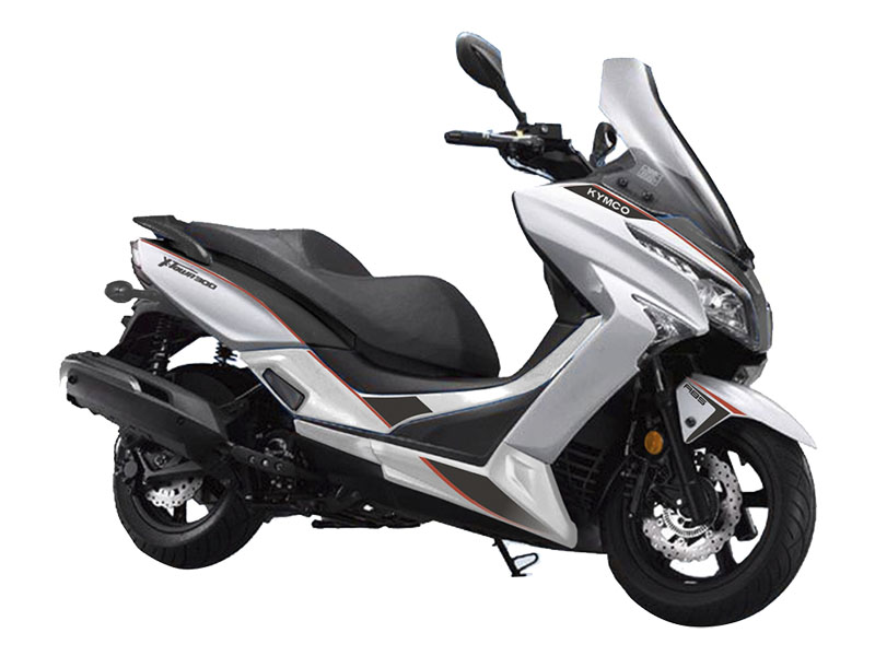 2021 Kymco X-Town 300i ABS in Hancock, Michigan
