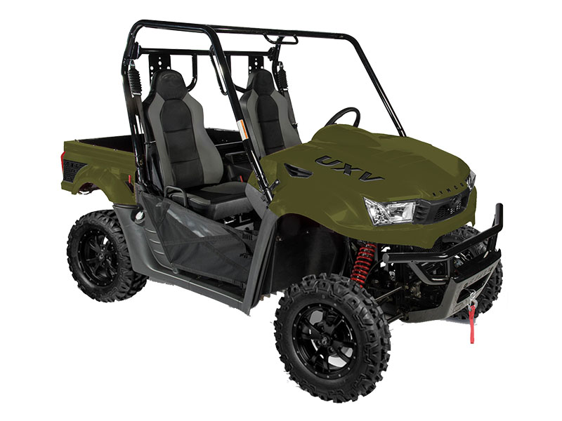 2021 Kymco UXV 700i LE EPS in Sterling, Illinois