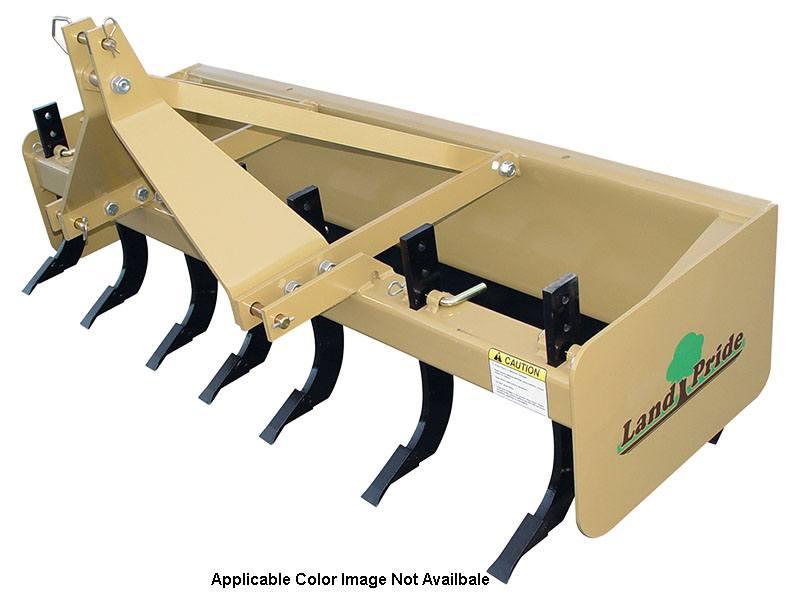 New 2018 Land Pride BB2584 Grader / Scraper Attachments in