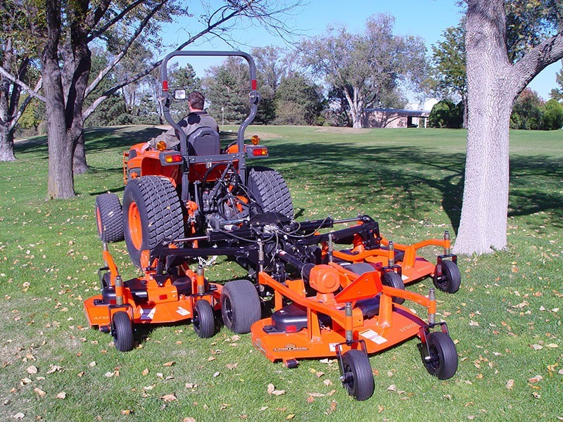 2018 Land Pride AFM4211 All-Flex Mower in Beaver Dam, Wisconsin