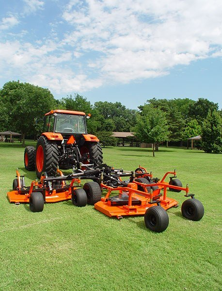2018 Land Pride AFM4216 All-Flex Mower in Beaver Dam, Wisconsin