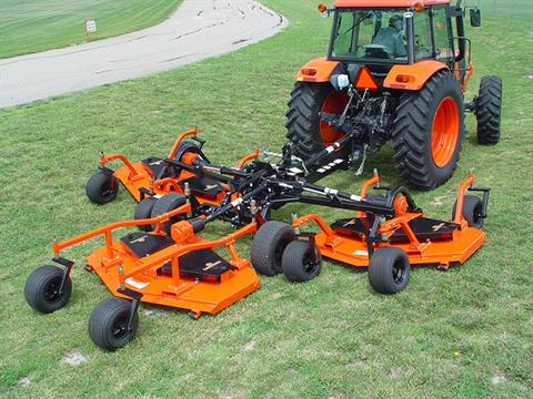 2019 Land Pride AFM4216 All-Flex Mower in Beaver Dam, Wisconsin
