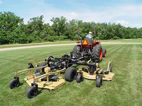 2020 Land Pride AFM4214 All-Flex Mower in Beaver Dam, Wisconsin