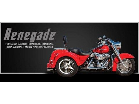 2017 Lehman Trikes/Harley-Davidson Renegade for Road King in Marengo, Illinois
