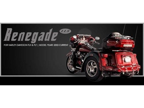 2017 Lehman Trikes/Harley-Davidson Renegade LLS for FLH & FLT Models in Adams, Massachusetts