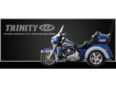2017 Lehman Trikes/Harley-Davidson Trinity LLS for FLH & FLT Models in Marengo, Illinois