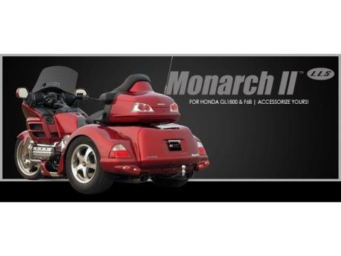 2017 Lehman Trikes/Honda Monarch II LLS - GL1800 Gold Wing in Adams, Massachusetts