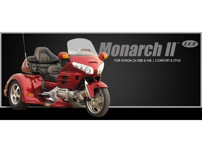 2017 Lehman Trikes/Honda Monarch II LLS - GL1800 Gold Wing in West Berlin, New Jersey