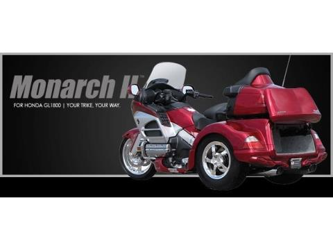 2018 Lehman Trikes/Honda Monarch II GL1800 Gold Wing in Adams, Massachusetts