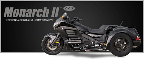 2019 Lehman Trikes/Honda Monarch II LLS GL1800 Gold Wing in Adams, Massachusetts
